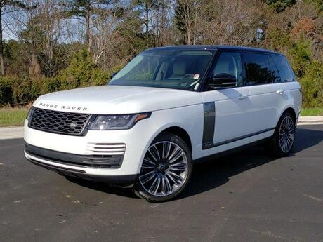 2020 Land Rover Range Rover Supercharged LWB Raleigh NC