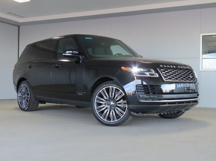 2020 Land Rover Range Rover Supercharged Merriam KS