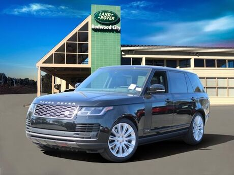 2020 Land Rover Range Rover Supercharged Redwood City CA