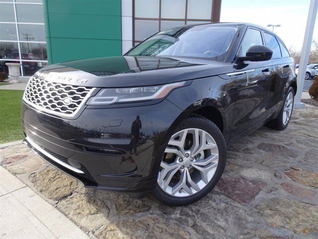 Courtesy Vehicle 2020 Land Rover Range Rover Velar S