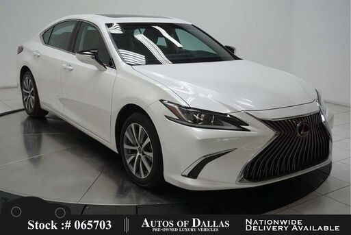 2020_Lexus_ES_350 CAM,SUNROOF,CLMT STS,LANE ASST,17IN WLS_ Plano TX