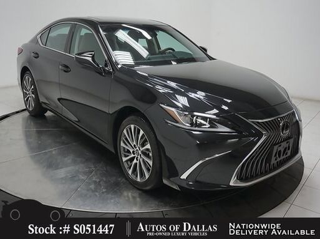 2020_Lexus_ES_350 CAM,SUNROOF,CLMT STS,PARK ASST,BLIND SPOT_ Plano TX