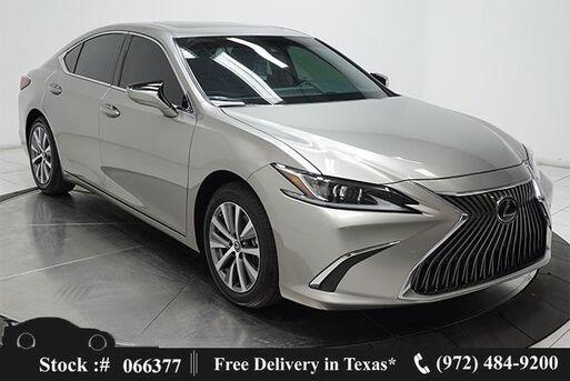 2020_Lexus_ES_350 CAM,SUNROOF,KEY-GO,LANE ASST,17IN WLS_ Plano TX