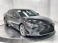 Lexus ES 350 F Sport CAM,SUNROOF,CLMT STS,BLIND SPOT,19IN W 2020