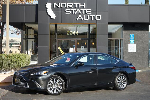 2020_Lexus_ES_ES 300h_ Walnut Creek CA