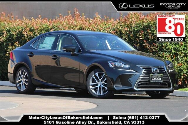 2020 Lexus IS 300 Bakersfield CA