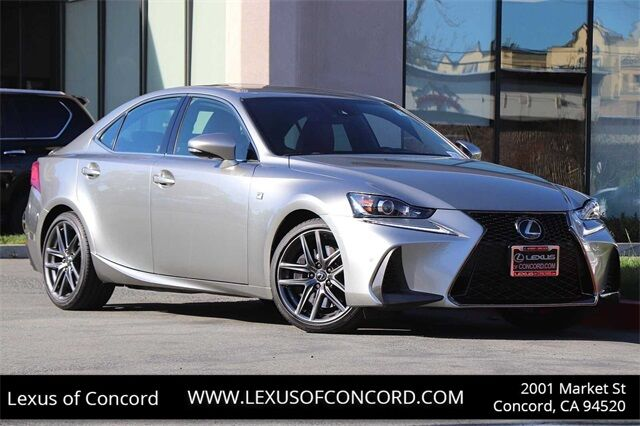 2020 Lexus IS 300 Concord CA