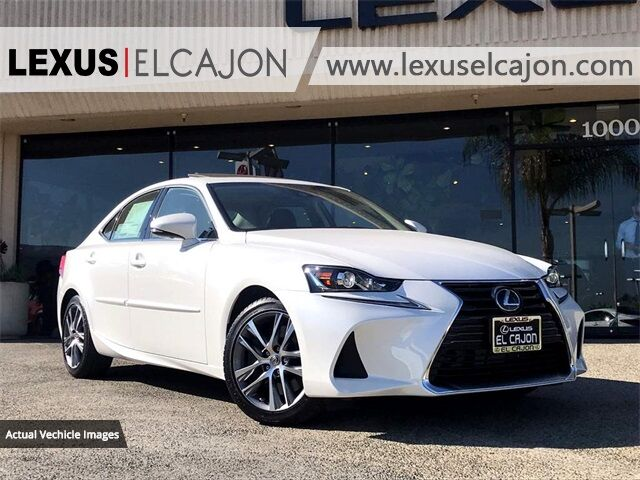 2020 Lexus IS 300 San Diego County CA