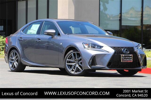 2020 Lexus IS 350 Concord CA