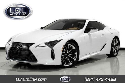 2020 Lexus LC LC 500 Lewisville TX