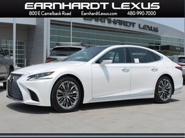 2020_Lexus_LS_500_ Phoenix AZ