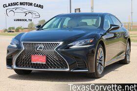 2020_Lexus_LS_LS 500_ Lubbock TX