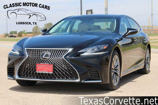2020 Lexus LS LS 500 Lubbock TX
