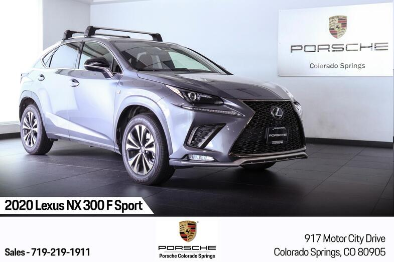2020 Lexus NX NX 300 F SPORT Colorado Springs CO
