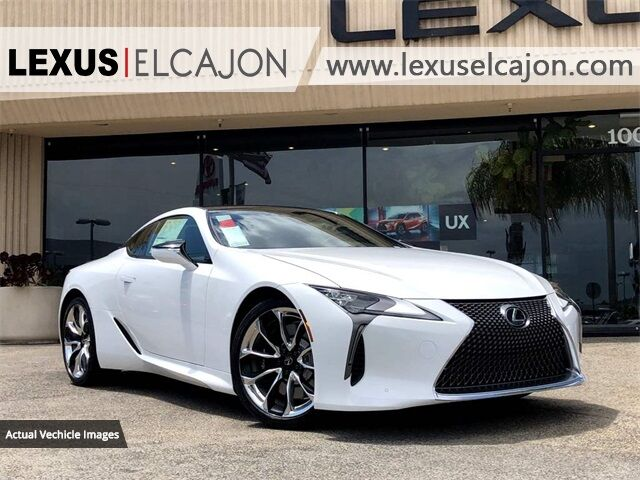2020 Lexus No Model  San Diego County CA