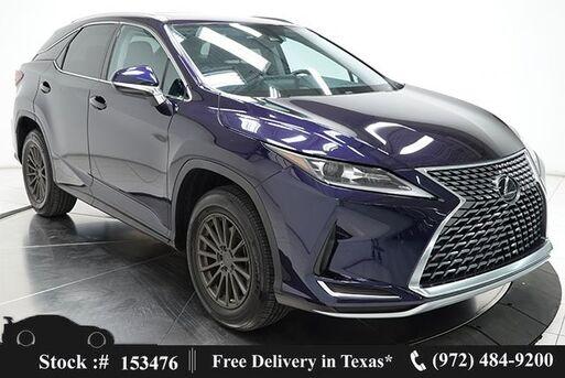 2020_Lexus_RX_350 CAM,SUNROOF,HTD STS,PARK ASST,BLIND SPOT_ Plano TX