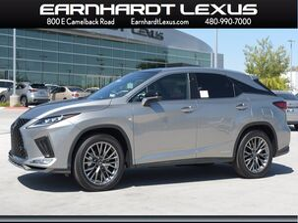 2020_Lexus_RX Hybrid_450h F SPORT_ Phoenix AZ