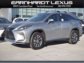 2020_Lexus_RX Hybrid_RX 450hL_ Phoenix AZ