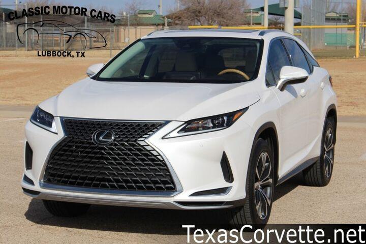 2020 Lexus RX RX 350 Lubbock TX