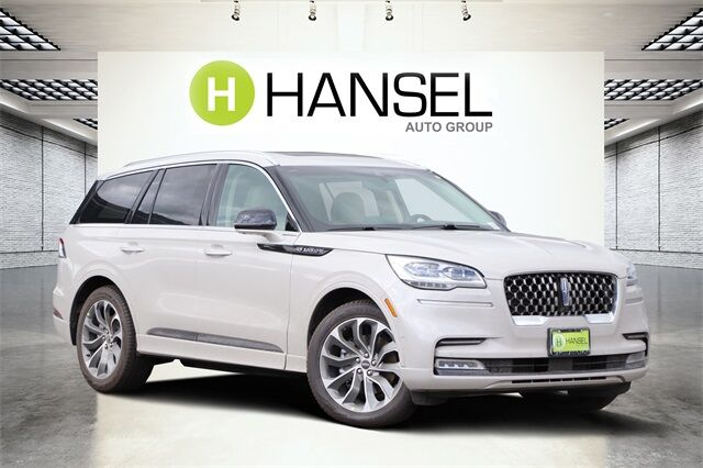 2020 Lincoln Aviator Grand Touring Santa Rosa CA