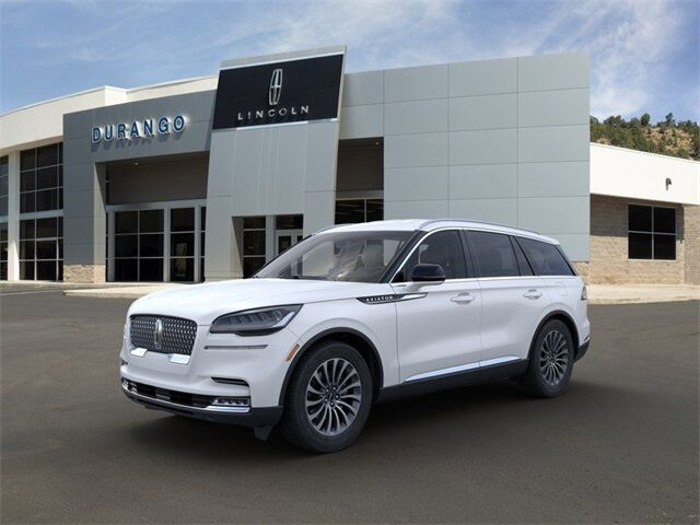2020 Lincoln Aviator Reserve Durango CO