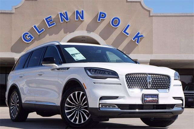 2020 Lincoln Aviator Reserve Gainesville TX