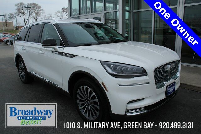 2020 Lincoln Aviator Reserve Green Bay WI