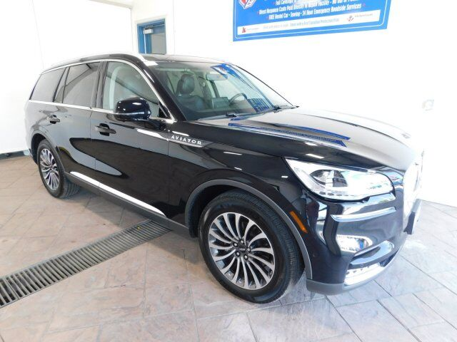 2020 Lincoln Aviator Reserve LEATHER NAVI SUNROOF Listowel ON