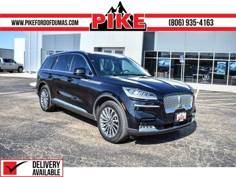2020 Lincoln Aviator Reserve Pampa TX