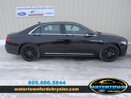 2020 Lincoln Continental Reserve Watertown SD
