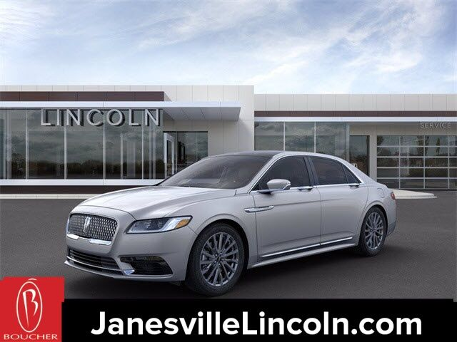 2020 Lincoln Continental Standard Janesville WI