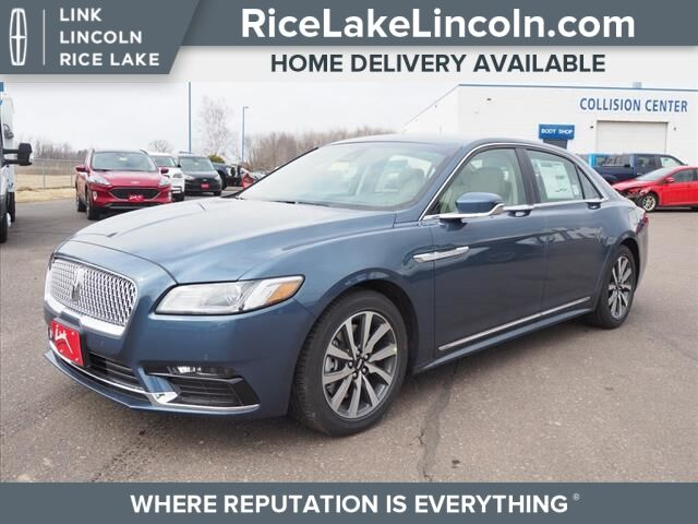 2020 Lincoln Continental Standard Rice Lake WI