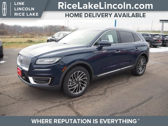 2020 Lincoln Nautilus Reserve Rice Lake WI