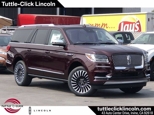2020 Lincoln Navigator L Black Label Irvine CA