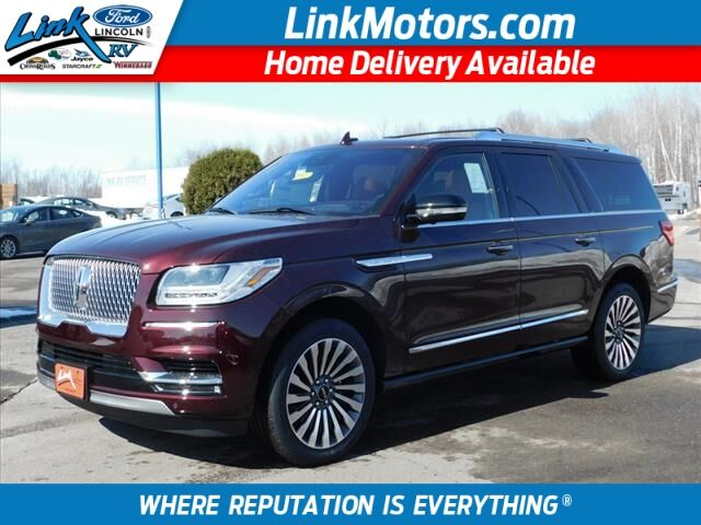 2020 Lincoln Navigator L L Reserve Rice Lake WI
