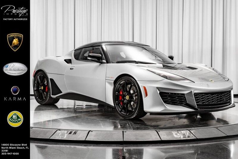 2020 Lotus Evora GT  North Miami Beach FL