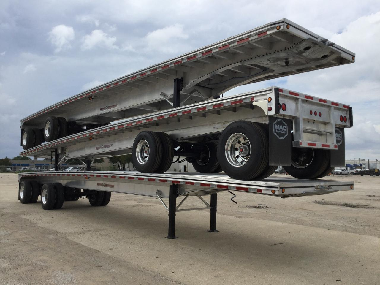 2020 MAC 48X102 FLATBED Dallas TX