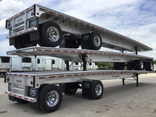 2020 MAC 48X102-FLATBED Dallas TX