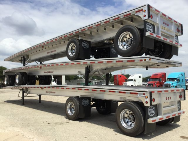 2020 MAC 48X102-FLATBED ALL ALUMINUM Dallas TX
