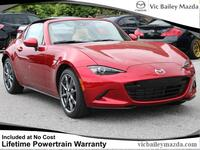MAZDA MX-5 Miata RF Grand Touring 2020