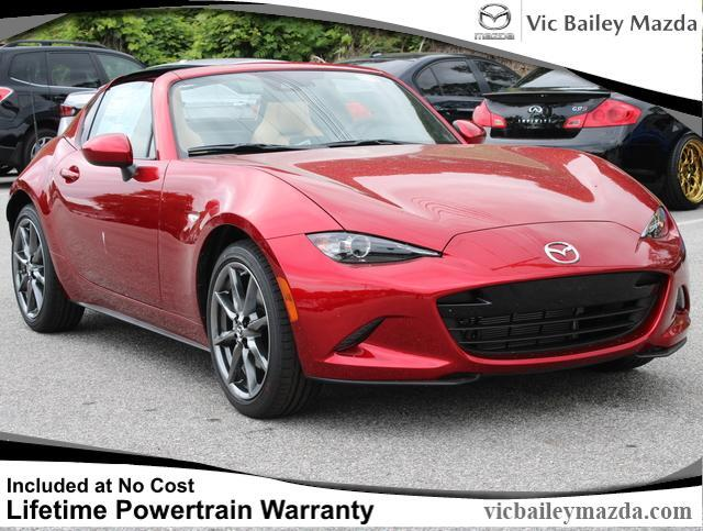 2020 MAZDA MX-5 Miata RF Grand Touring Spartanburg SC