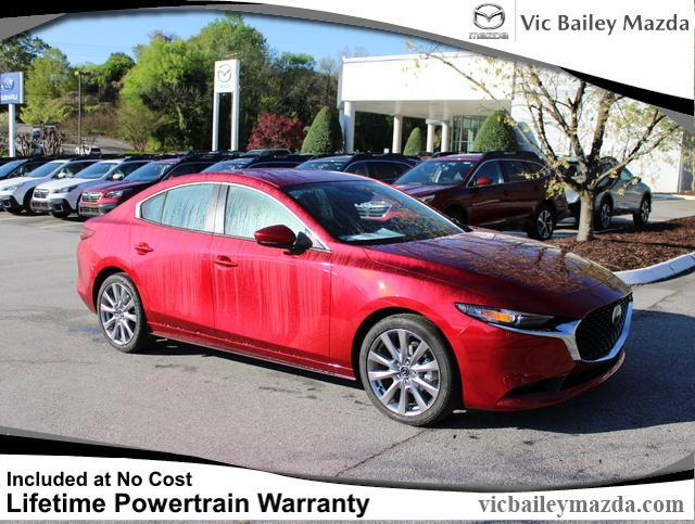 2020 MAZDA Mazda3 Sedan w/Preferred Pkg Spartanburg SC