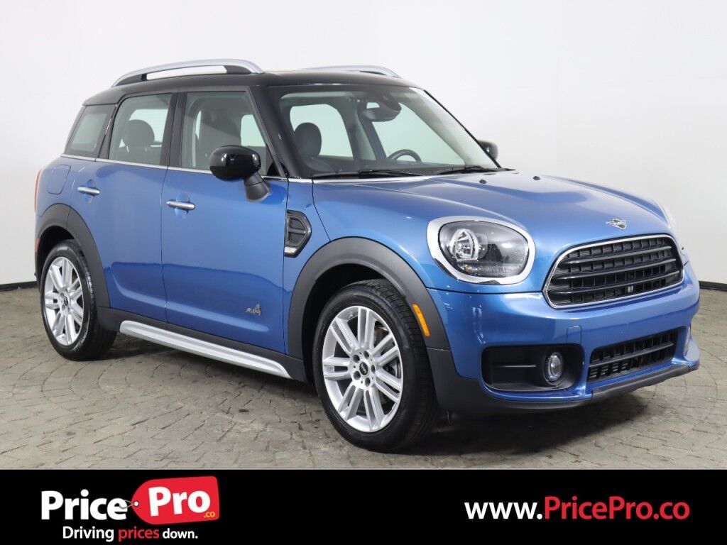 2020 MINI Countryman Cooper ALL4 Signature w/Pano Roof Maumee OH