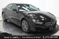 Maserati Ghibli NAV,CAM,SUNROOF,HTD STS,PARK ASST,BLIND SPOT 2020