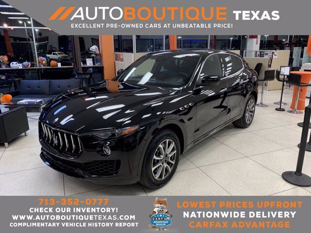 2020 Maserati Levante S Houston TX