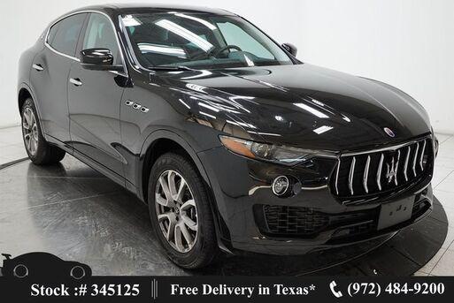 2020_Maserati_Levante_S NAV,CAM,PANO,HTD STS,PARK ASST,BLIND SPOT_ Plano TX