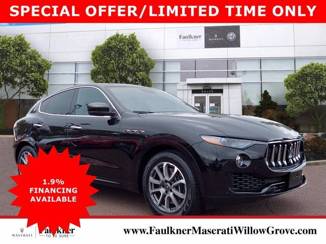2020 Maserati Levante S Willow Grove PA