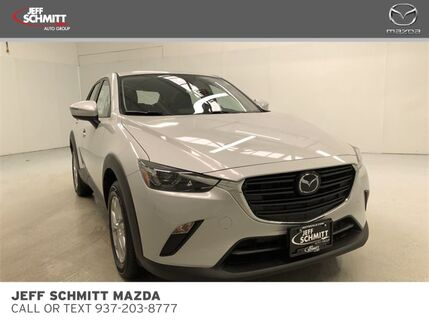 2020_Mazda_CX-3_Sport_ Dayton area OH