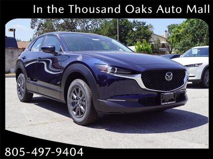2020_Mazda_CX-30__ Thousand Oaks CA