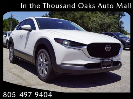 2020_Mazda_CX-30_C30 PF XA_ Thousand Oaks CA